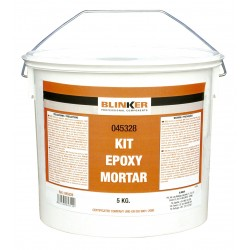 Kit mortier epoxy