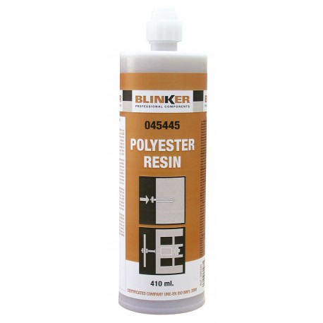 Scellement chimique polyester 410 ml