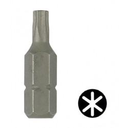 "Pointe Torx 5/16"" hexagonal"