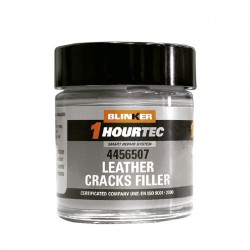 Leather cracks filler