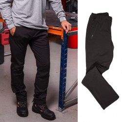 PANTALON SOFTSHELL HARD WORK
