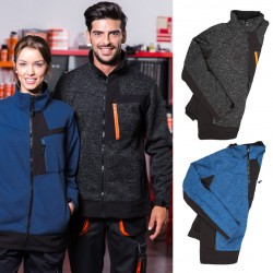 SOFTSHELL KNITTED HARDWORK
