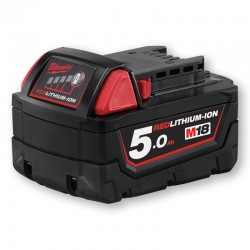 BATTERIE RED LITHIUM-ION 18V - 5,0 AH