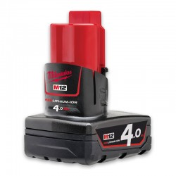 BATTERIE RED LITHIUM-ION 12V - 4,0 AH