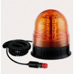 GIROPHARE ROTATIF LED MAGNÉTIQUE ECE R-65