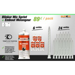 PACK BLINKER MIX + EMBOUT