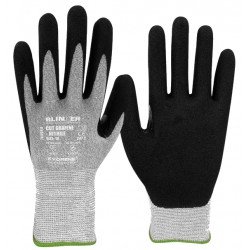 GANTS NYLON CUT GRAFENE